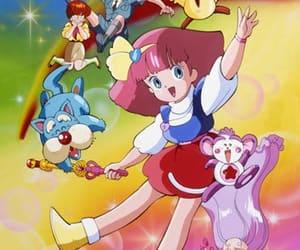 anime, minky momo, and 魔法のプリンセス ミンキーモモ -夢を抱きしめて- image