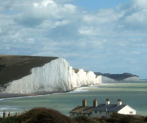 atonement, beach house, and Great Britain image
