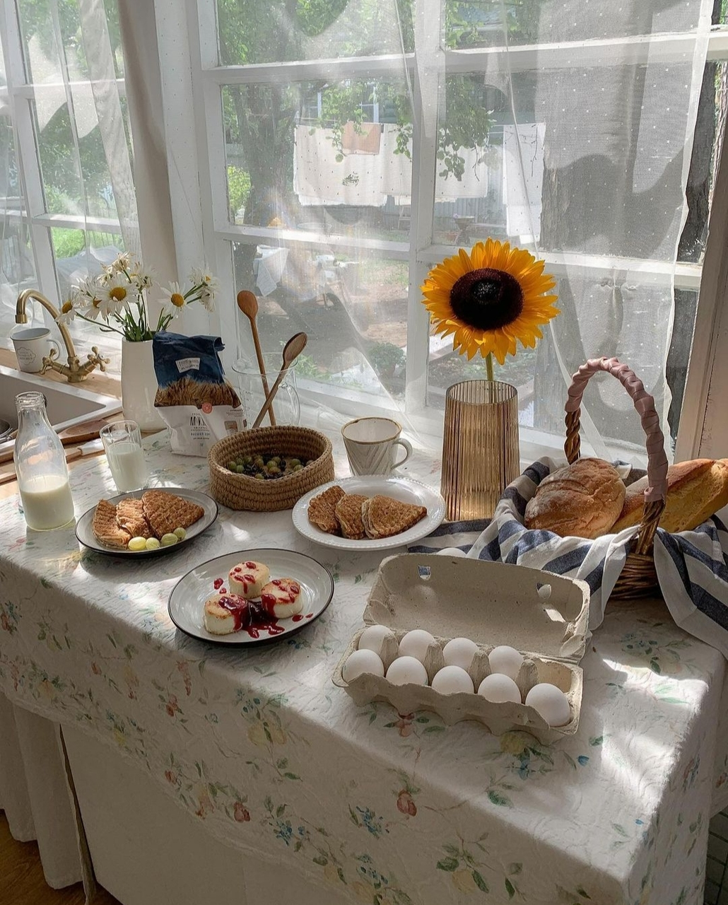 food, home, and summer image