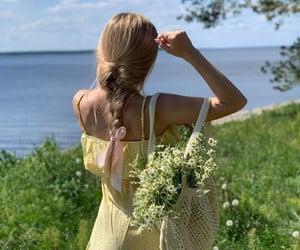 summer, cottagecore, and nature image