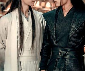 chinese, wang yibo, and lan wangji image