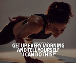 fit, Just Do It, and fitness image
