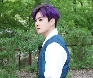army, idol, and purple image