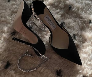 heels, Jimmy Choo, and beautiful image