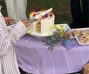 cake, celebration, and dessert image