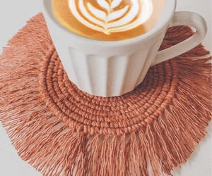 aesthetic, coffee, and inspiration image