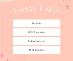 believe, goals, and illustration image