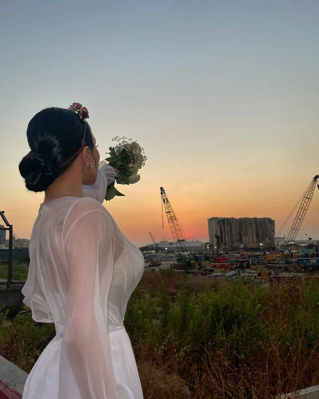 article, lebanon, and haifa wehbe image