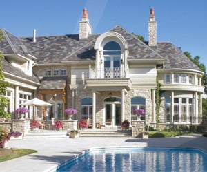 aesthetic, house, and maison image