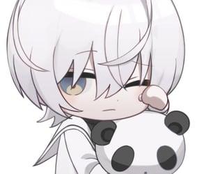anime, manga, and twitter image