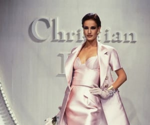1990s, runway, and Christian Dior image