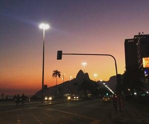 alternative, sky, and sunset image