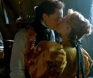 gothic, kiss, and crimson peak image