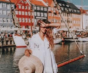 aesthetic, wallpaper, and traveler image