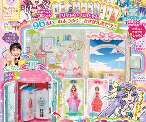 anime, magazine, and magazine cover image