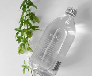 aesthetics, bottle, and green image