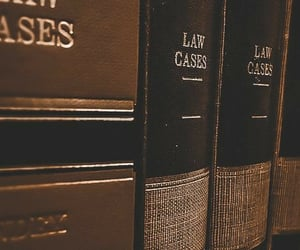 Law, books, and aesthetic image