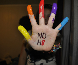 photography, no h8, and hand image