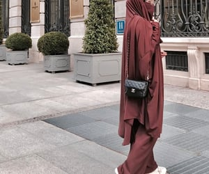 chanel, chic, and hijab image