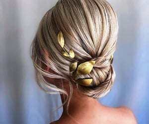 bridal hair accessories, pearl hair clips, and embellished hair slides image