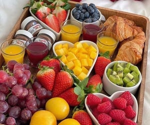fruit, aesthetic, and breakfast image