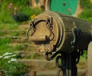 farm, mailbox, and new zealand image