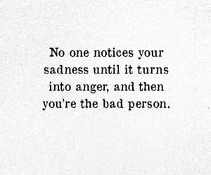 anger, bad, and notice image