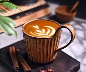 cafe, coffee, and coffee break image