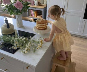 aesthetic, cake, and child image