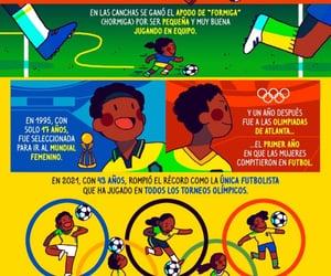 brasil, futebol, and juegos olimpicos image