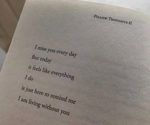 quote and pillow thoughts image