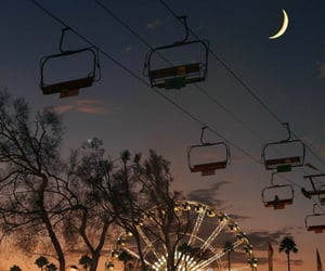 carnival, carnivals, and ferris wheel image