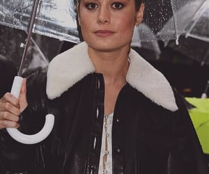 acting, umbrella, and actress image