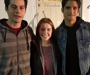 dylan o'brien, tyler posey, and dylanobrien image