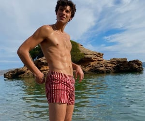 shawn mendes, boy, and summer image
