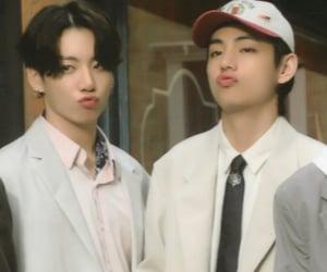 kiss, jk, and vante image