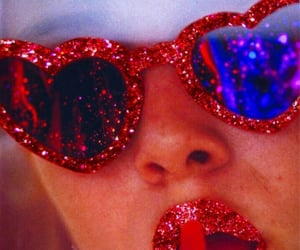 70s, 80s, and glitter image