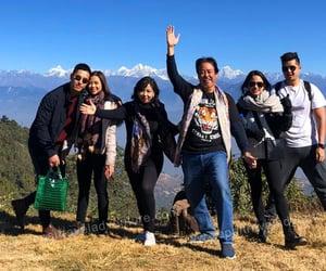 nepal family tour image