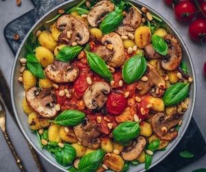 food, vegan food, and comida image