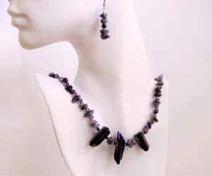etsy, jewelry set, and gemstone jewelry image