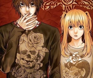 death note, icon, and L image