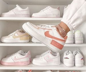 shoes, sneakers, and air force image