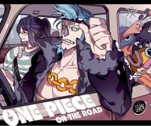 anime, manga, and robin image