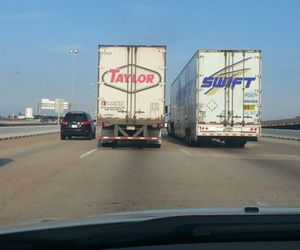 Taylor Swift, funny, and truck image