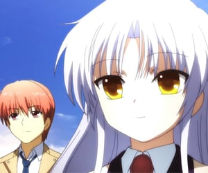 anime girl, anime boy, and aesthetic image
