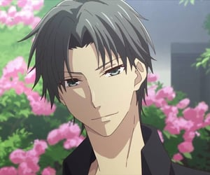anime, anime scenery, and fruits basket image
