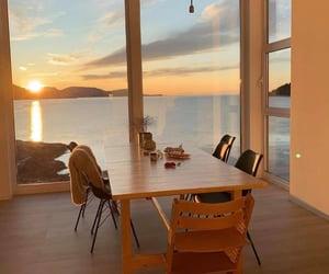 home, sun, and sea image