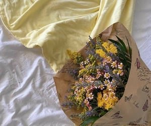 flowers, bouquet, and girly image