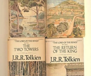 book, the hobbit, and tolkien image