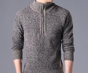 casual, moda, and pullover image